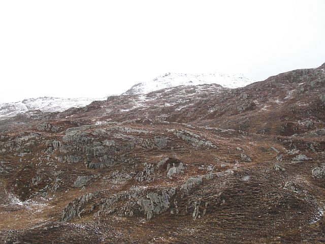 Slopes of Maol Mòr