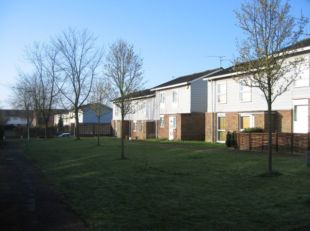 Winklebury Housing