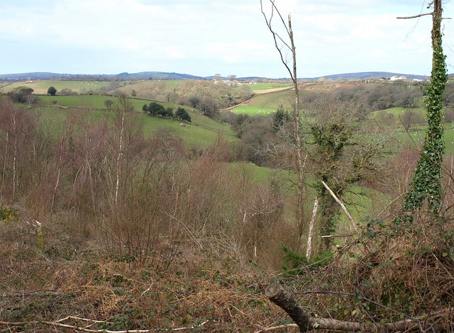 Bovey valley