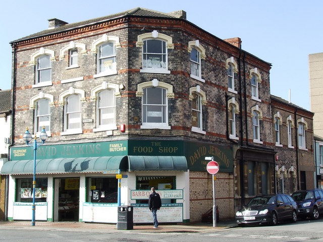 Freeman Street Grimsby