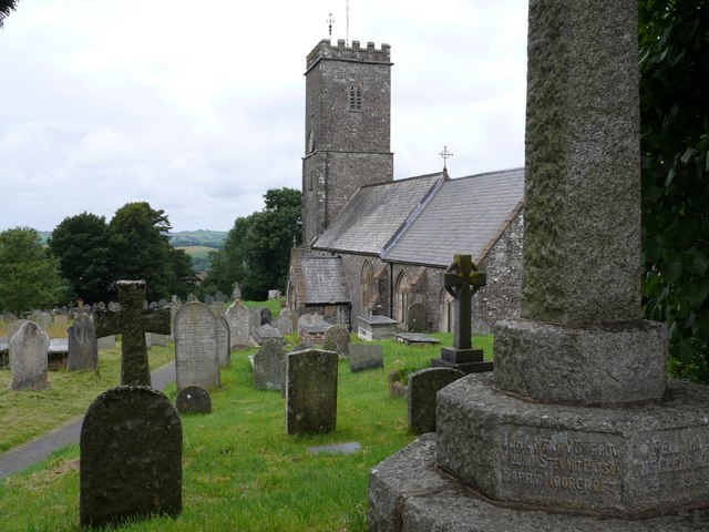 St Peter's Church, Bratton Fleming