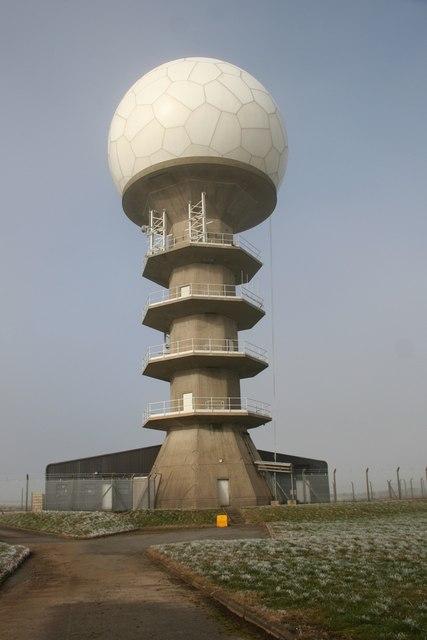 Claxby Radar Station