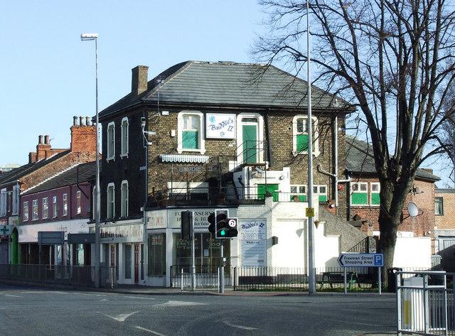 Hainton Square, Grimsby