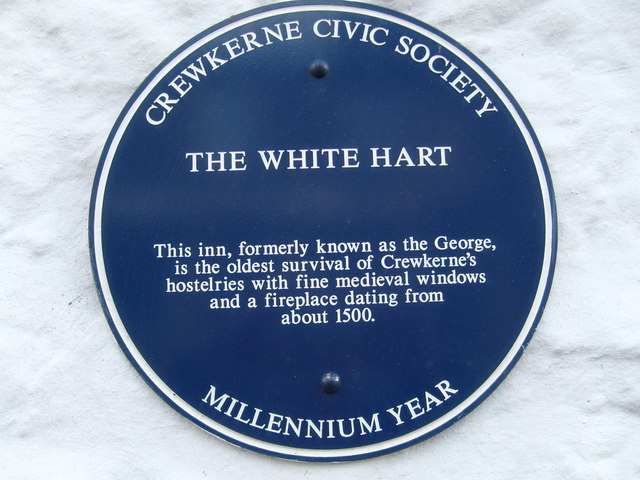 The White Hart, Crewkerne
