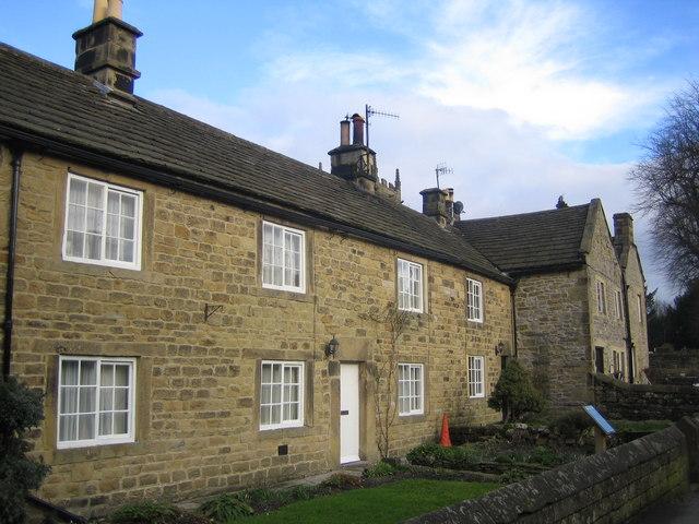 Eyam: Plague cottages
