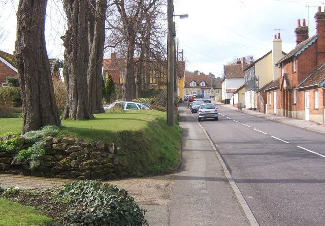 Lower Street, Sproughton