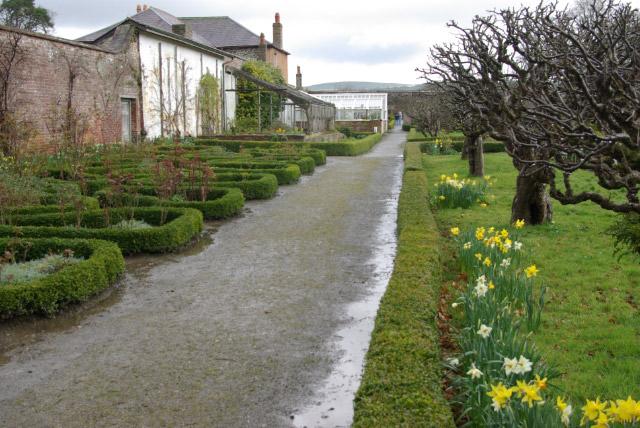 The Walled Garden, Llanerchaeron