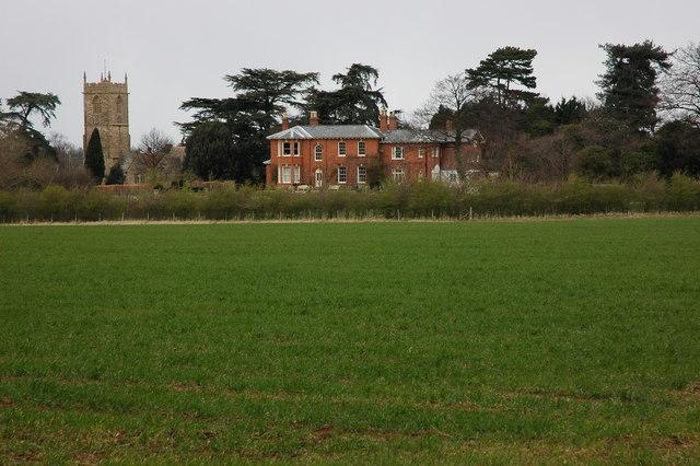 Little Comberton Church and Rectory