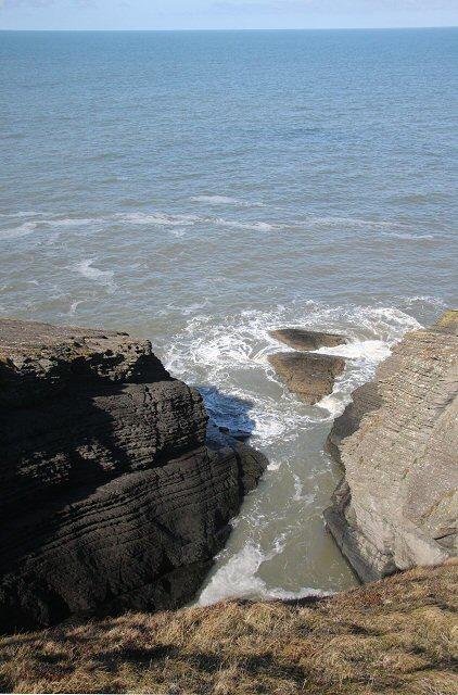 Cove at Mwnt