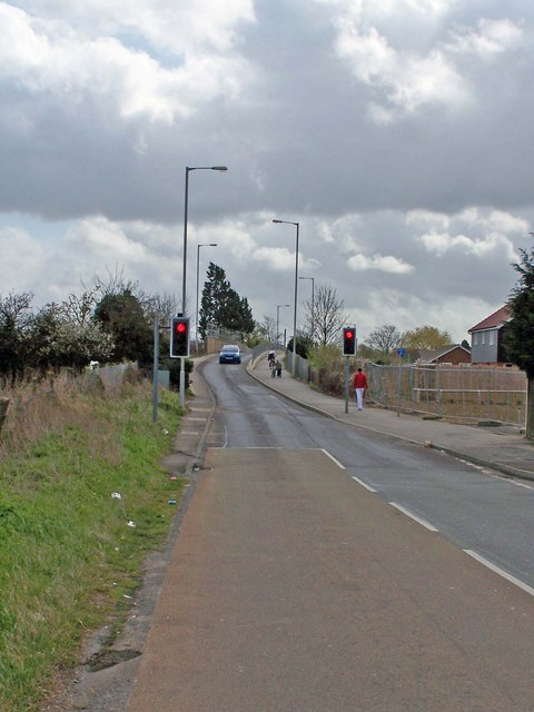 Quinton Road railway bridge