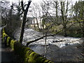 SK2474 : Calver Mill and White Water by Alan Heardman