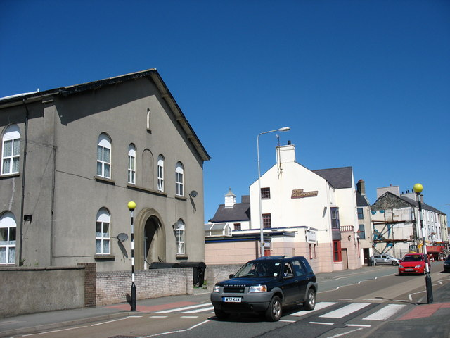 The former Bethel Welsh Wesleyan Chapel, Victoria Road