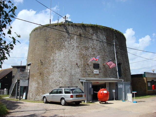Martello Tower at Point Clear