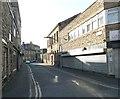 SE1422 : West Park Street, Brighouse by Humphrey Bolton