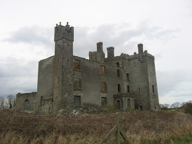 Athcarne Castle, Co. Meath