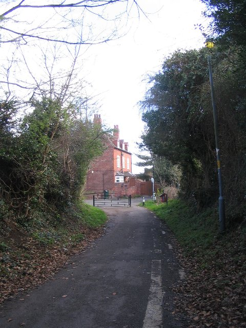 Shultern Lane and Ivy Farm Lane