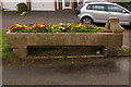 TQ2853 : Horse trough by Ian Capper