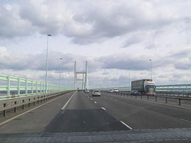 M4 Motorway travelling East