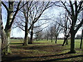 TA0832 : Oak Road Playing Fields by Paul Glazzard