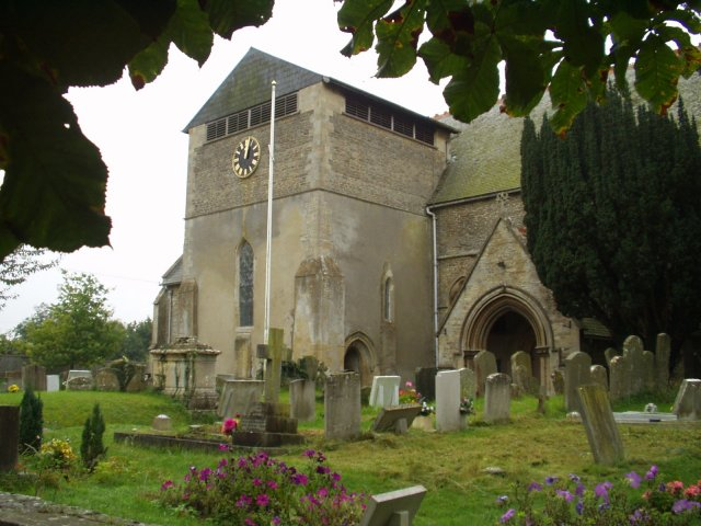 West Hanney Church