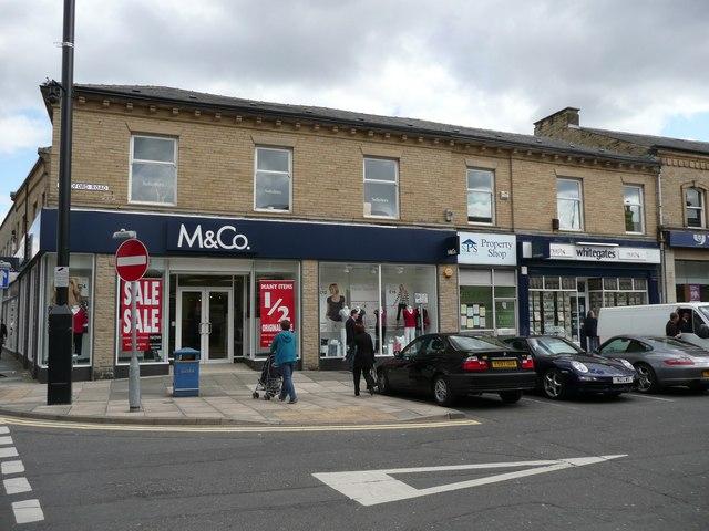 Tate's corner, Bradford Road, Brighouse