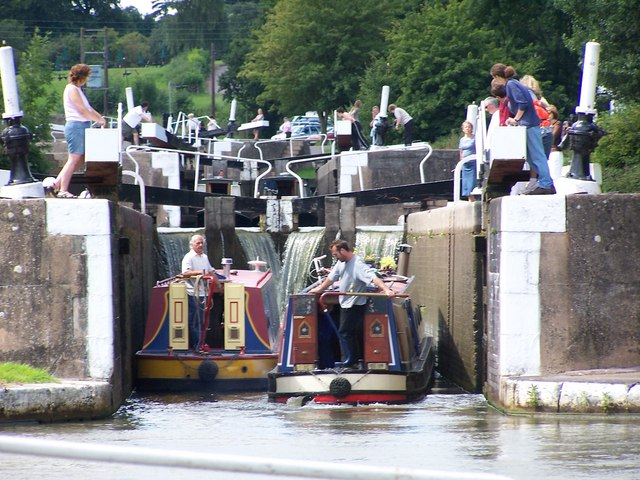 Lock 40, Hatton Flight