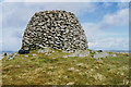 SN8658 : Summit cairn of Drygarn Fawr by Nigel Brown
