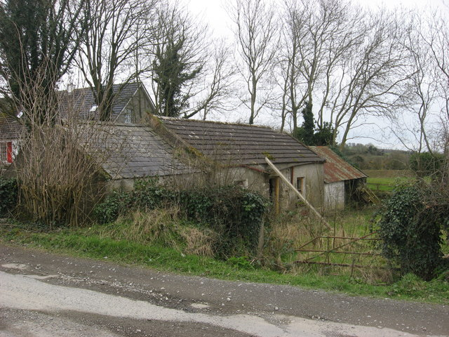 Cottage at Wolfestown, Co. Kildare