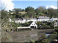 SW7525 : Boathouse, Helford Creek by Dr Duncan Pepper