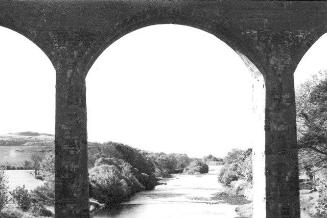 Glenluce Viaduct 1966