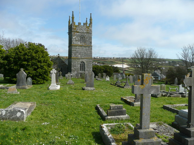 St. Piran's and St. Michael's church, Perranuthnoe