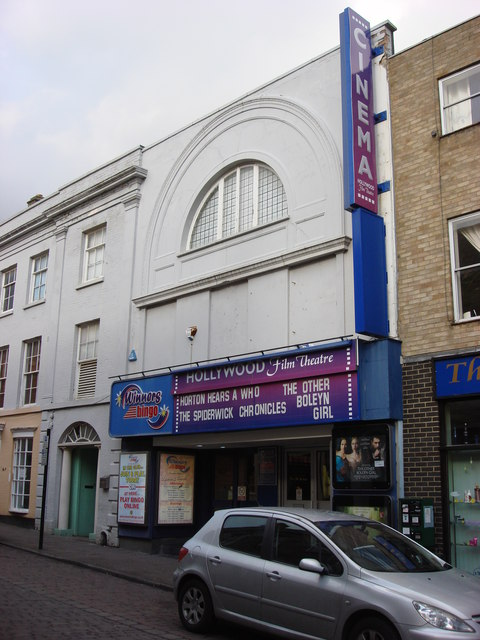 The Hollywood Film Theatre, Hatter Street