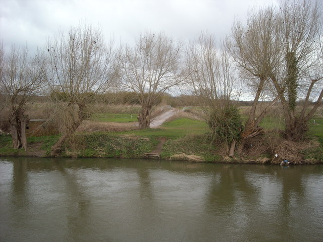 Bridge on the River Avon, Offenham