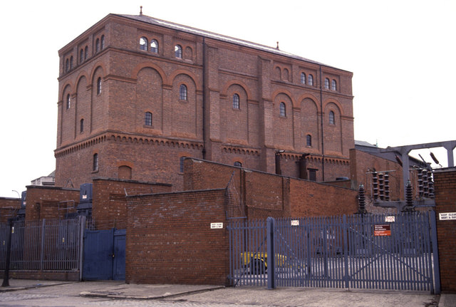 Shore Road Pumping Station
