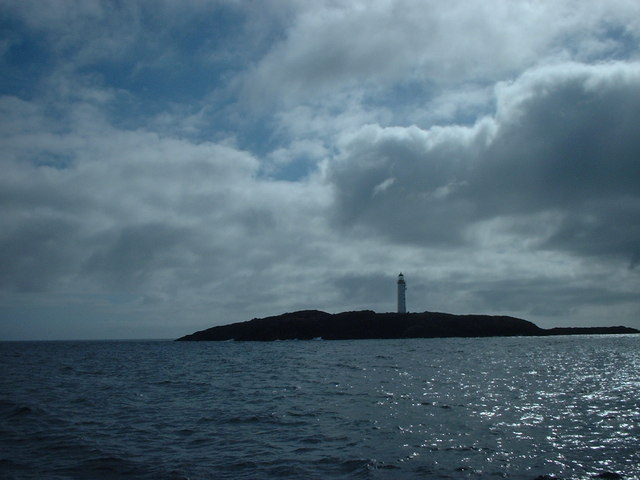 Lighthouse on Bound Skerry