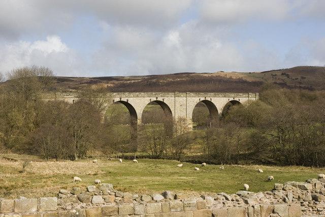 Edlingham Railway Viaduct