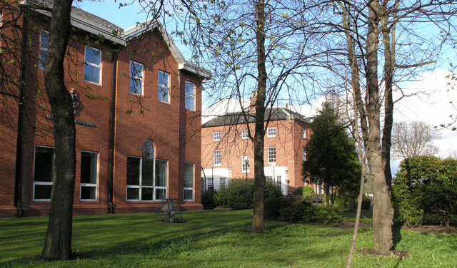 Erewash Council offices