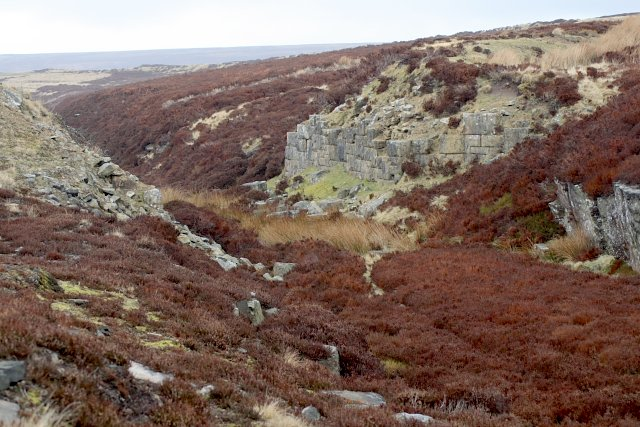 Disused Railway Branch for Farndale Ironstone Mine