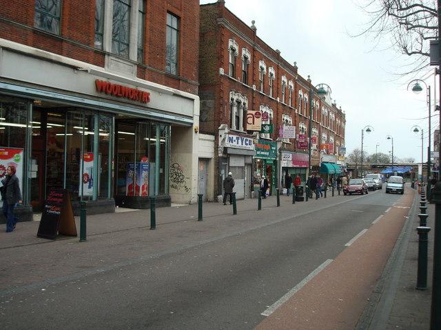 Church Lane, Leytonstone, London E11