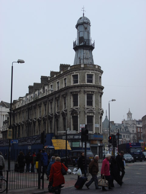 The Lighthouse Block, 297 Pentonville Road