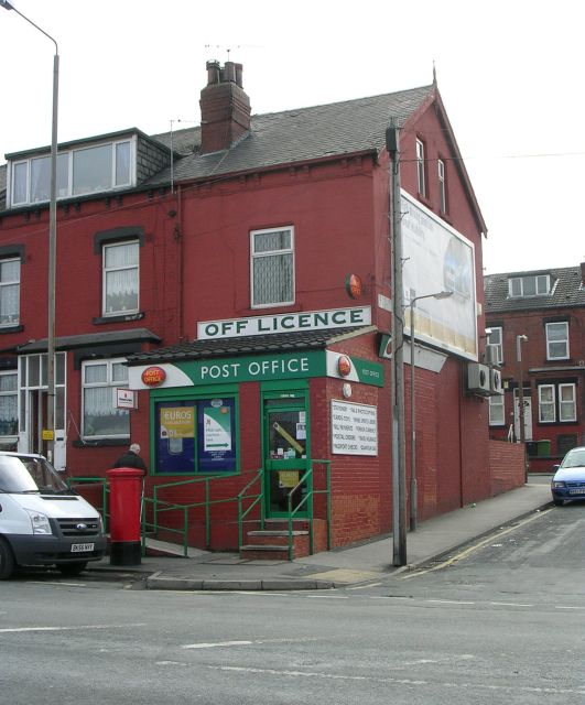 Compton Road Post Office