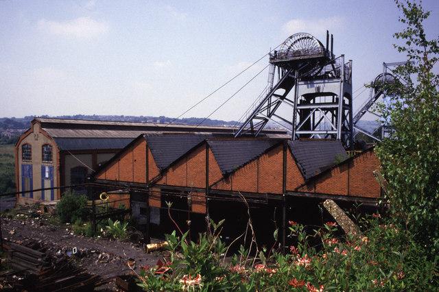 Britannia Colliery, Pengam