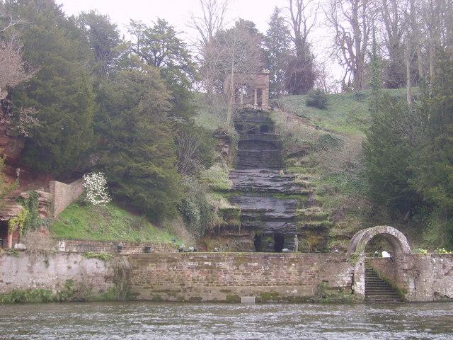 Corby Castle Gardens
