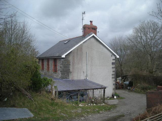 Clwt-y-patrwm Farm