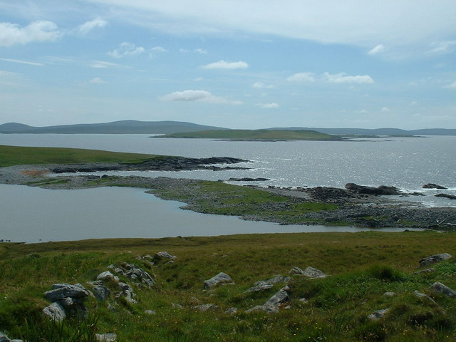 Mol Mor, Boreray, North Uist