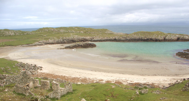 Sorisdale Bay, Coll