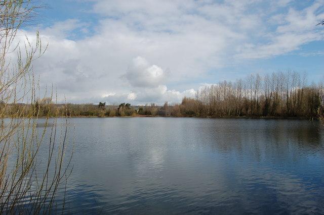 Favourite angling spot