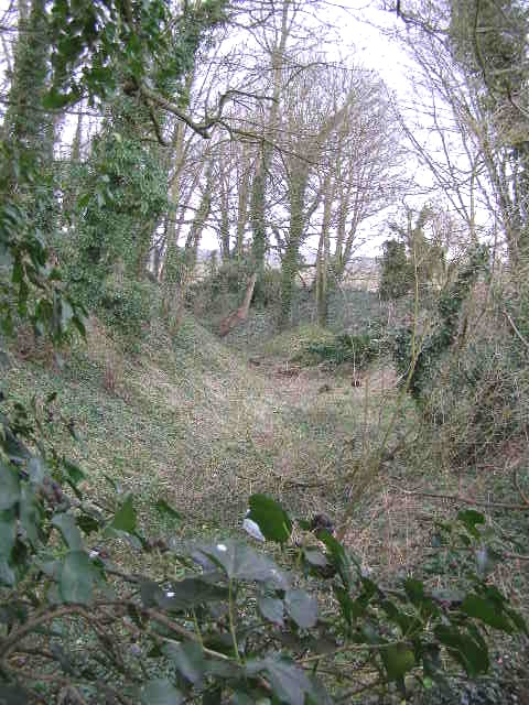 Moat of The Mount, Alderton