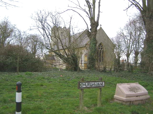 St. Margaret's Church, Alderton