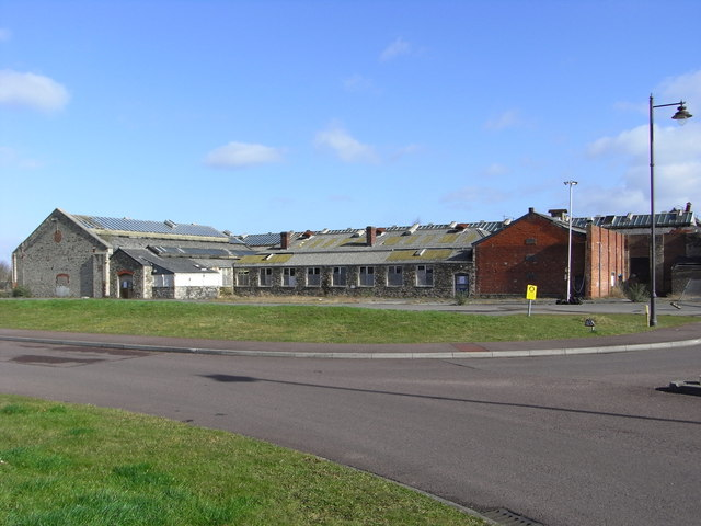 Former GWR Works, Swindon